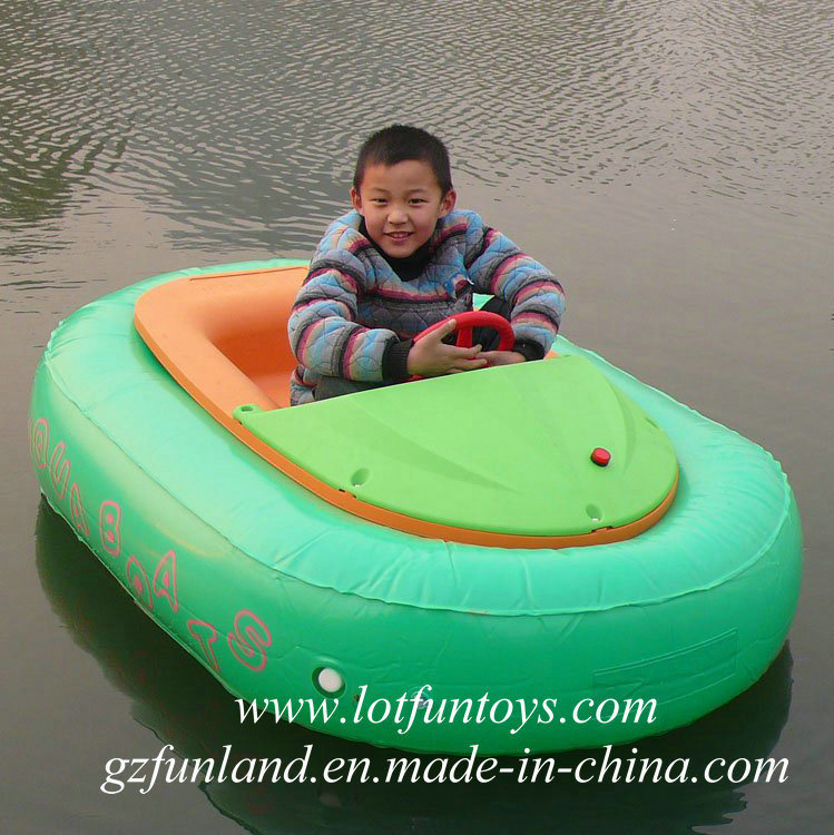 Motorized Inflatable Bumper Boat All Boats