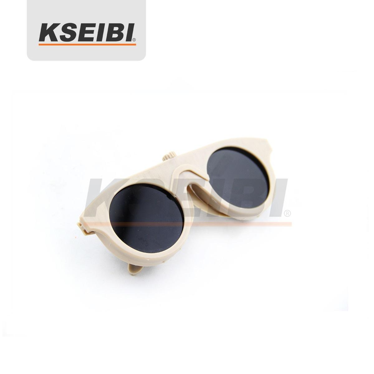 High Quality German Type Kseibi PC Eye Protect Welding Goggles