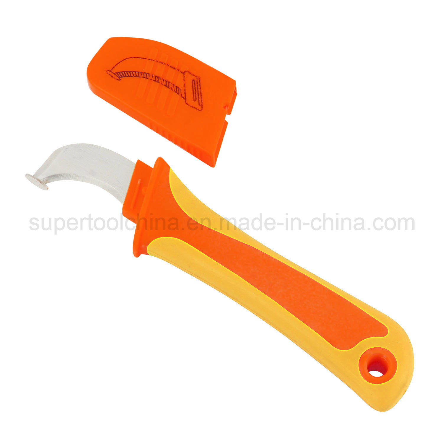 1000V Insulated Electricians Stripping Knife (386103)