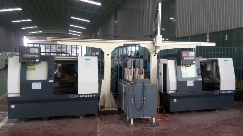 Jd32 High Precision Popular CNC Machine Lathe