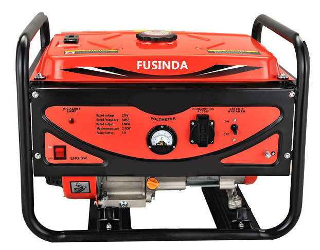 Fusinda 5.5kw Generator with Brush and AVR