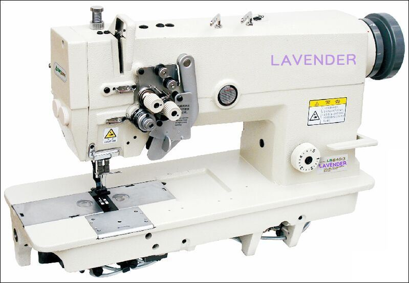 Double Needle Industry Sewing Machine