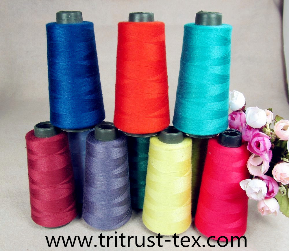 100% Polyester Sewing Thread (2/50s)