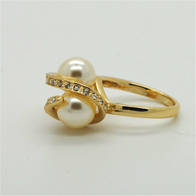fashion rings for women ,rose shaped rings ,free shipping ,rn-423