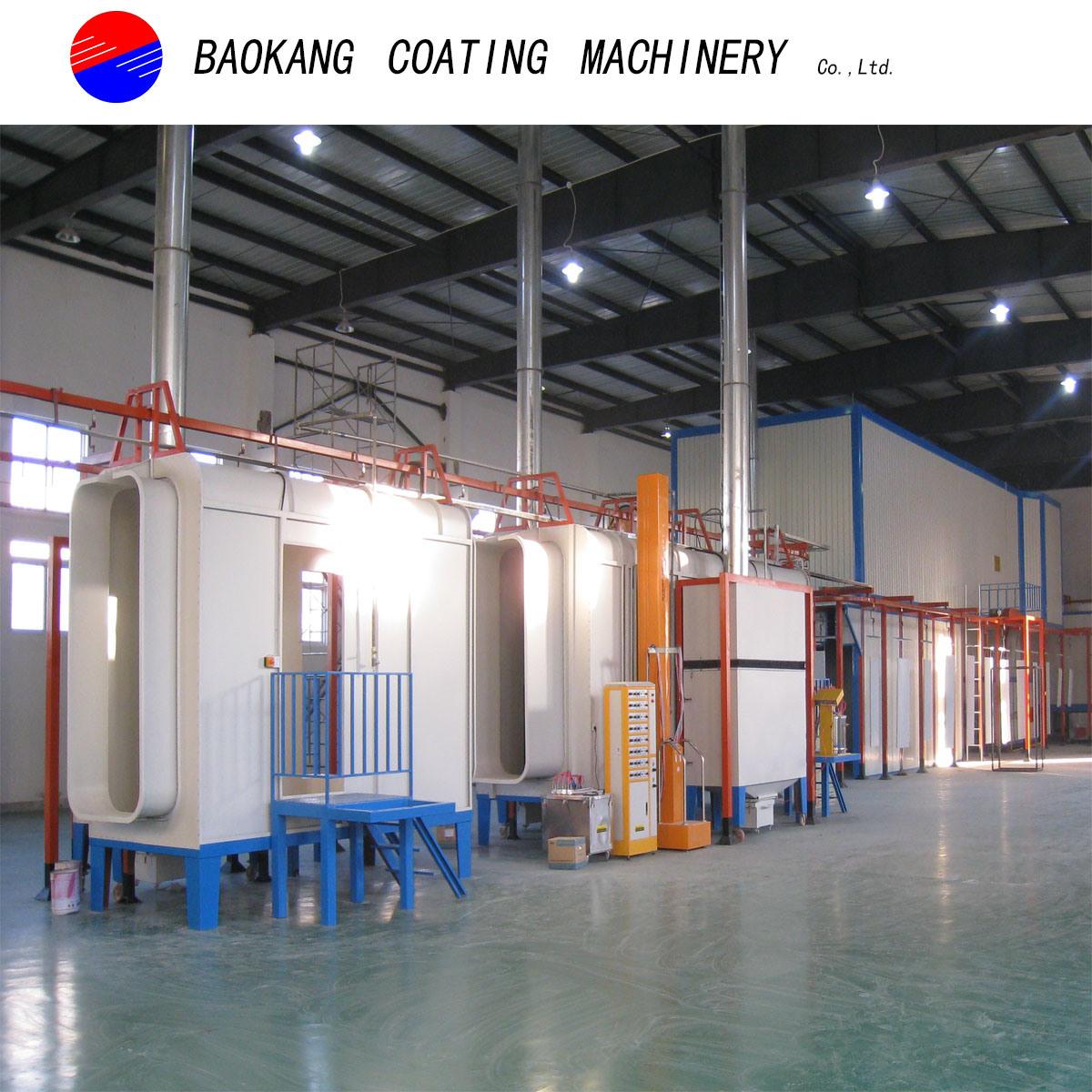 Powder Coating Machine/Powder Coating Production Line