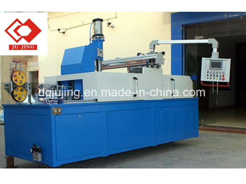 Automatic PLC Coiling and Wrapping Cable Packing Machine