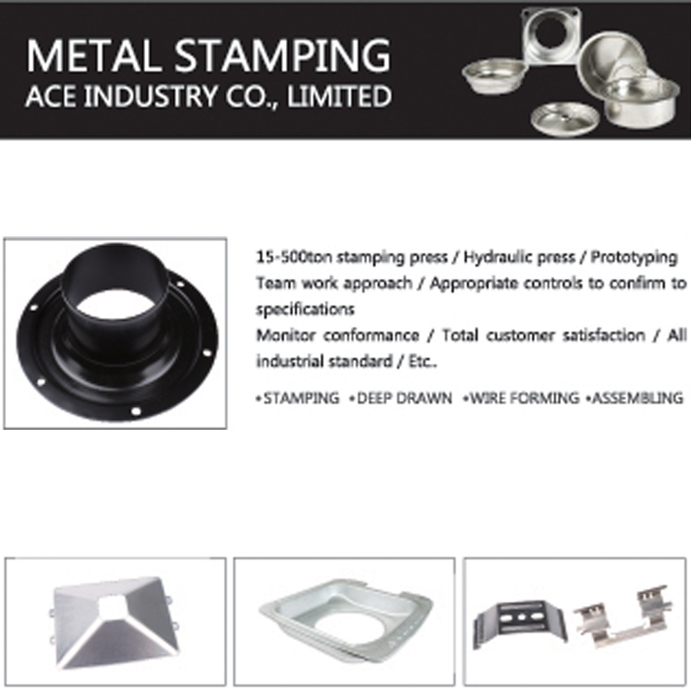 Metal Sheet Stamping Key Shrapnel Hardware