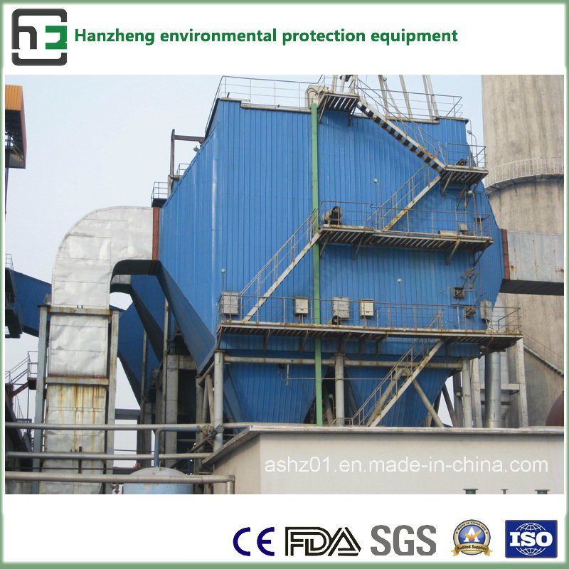 Combine (bag and electrostatic) Dust Collector-Frequency Furnace