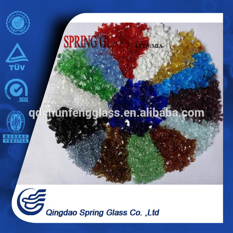 Color Glass Block on Sale