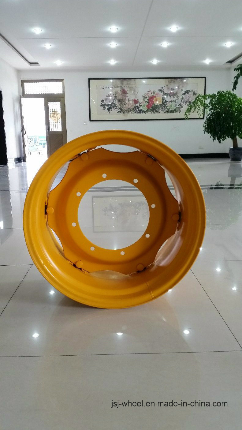 Wheel Rims for Tractor/Harvest/Machineshop Truck/Irrigation System-7