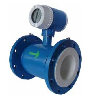 Carbon Steel Electromagnetic Flow Meter