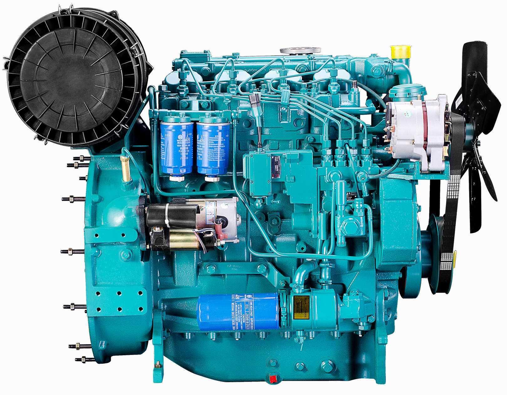Water Cooled Deutz Diesel Engine (WP Series)