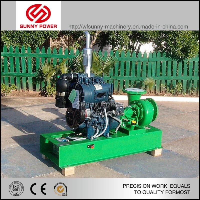 Air Cooled Diesel Water Pump for Sale