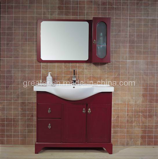 Floor Standing Recessed Bathroom Cabinet MA061 s