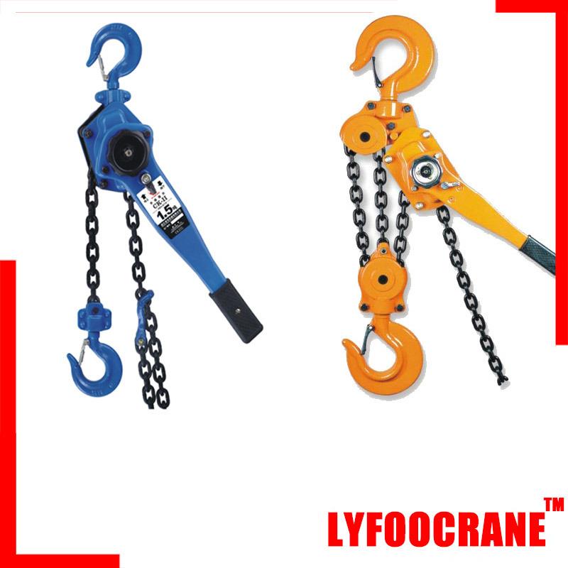 500kg Overload Limit Chain Pulley Blocks (DE)