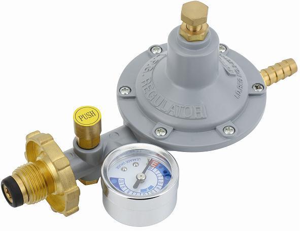 LPG Adjustable Low Pressure Gas Regulator (C36)