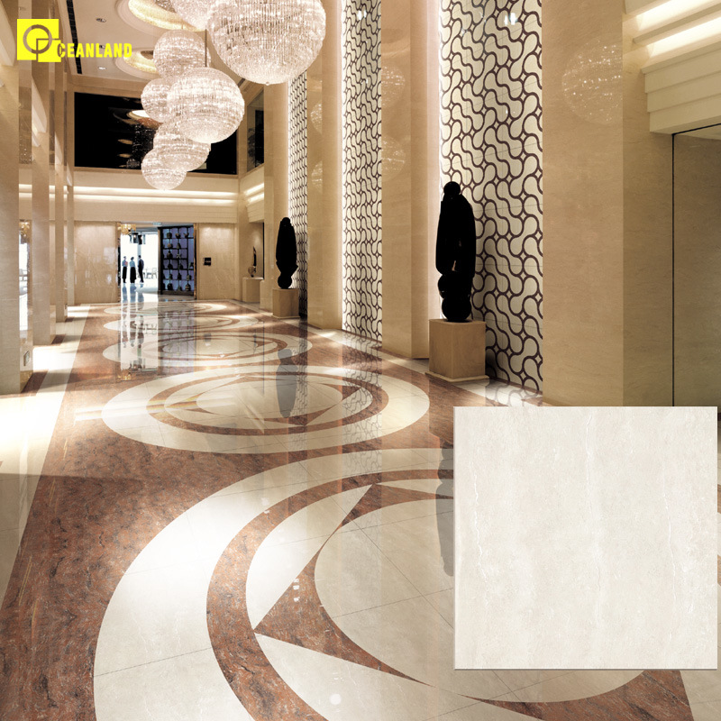External floor tiles