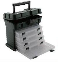 Plastic Fishing Tackle Box (R-H501)