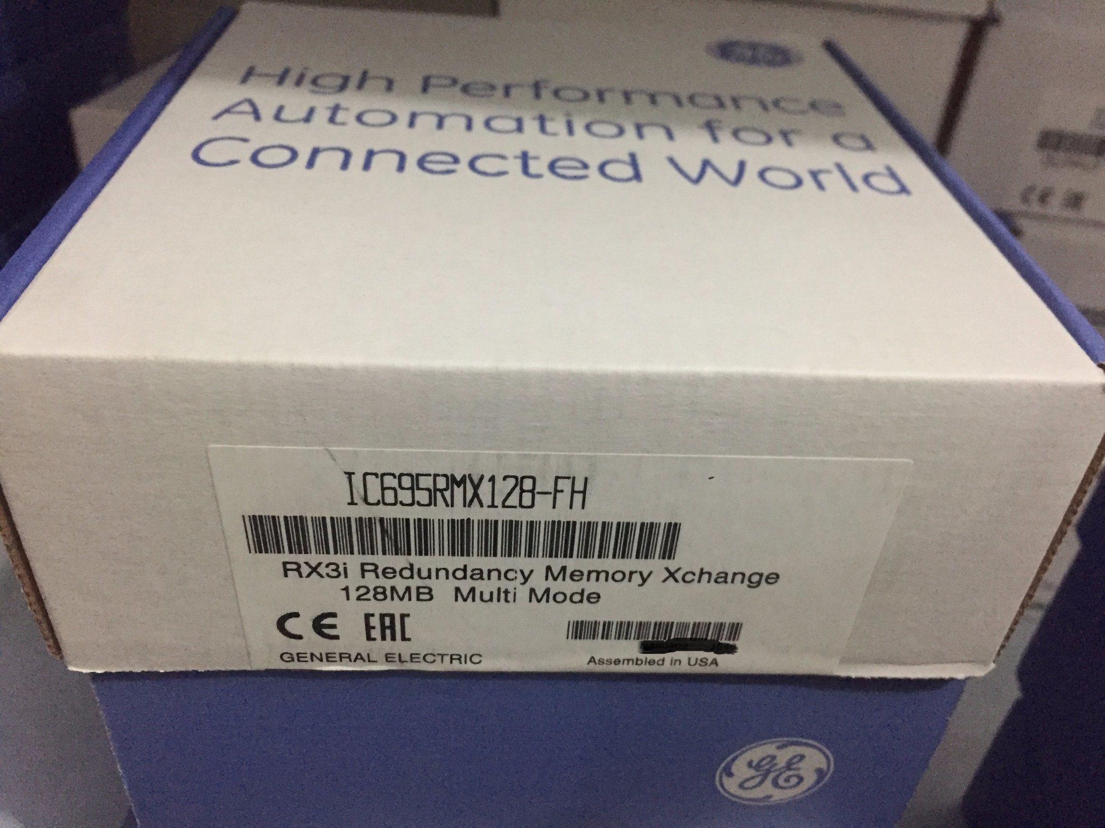 Ge PLC IC695rmx128