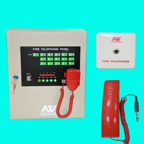 Asenware Fire Telephone System
