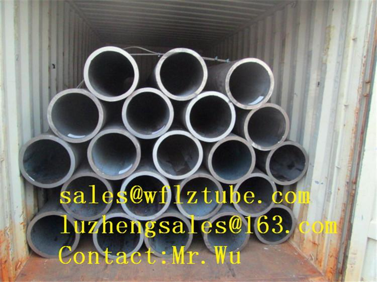 Fabrication Steel Pipe, Building Steel Pipe, Seamless Carbon Pipe