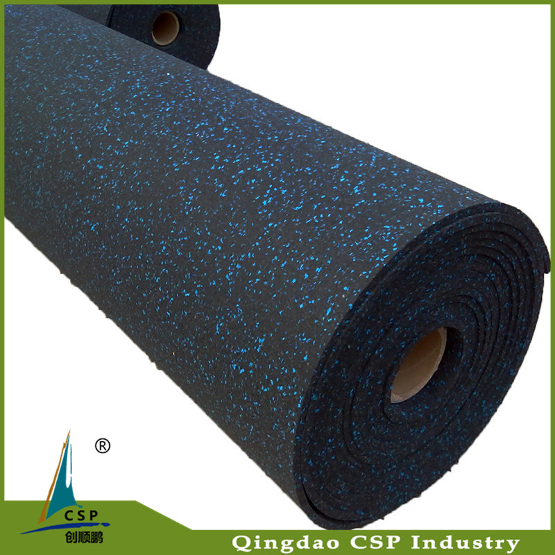 Sound Proof Sports Fitness Rubber Floor Roll