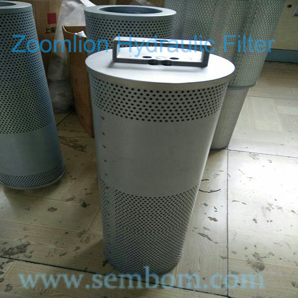 Engine Air/Oil/Feul/Hdraulic Oil Filter for Zoomlion Ze60e, Ze205e, Ze230e Excavator/Loader/Bulldozer