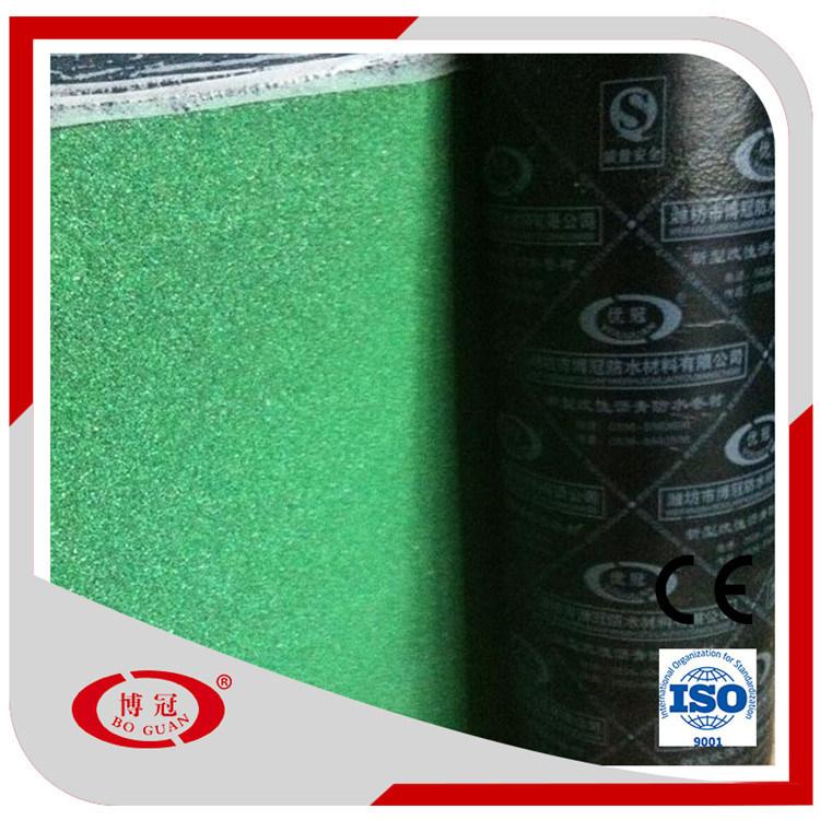 Sbs/APP Torched Waterproof Material for Waterproofing