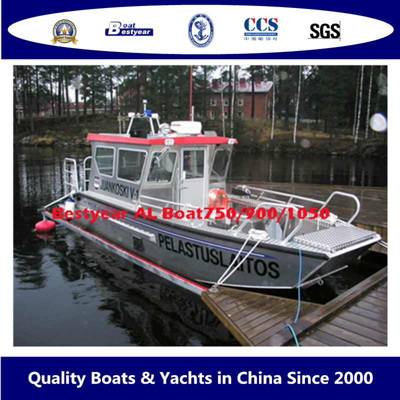 Aluminum Landing Craft Alc650/Alc750/Alc900/Alc1000/Alc1100/Alc1200 Barge