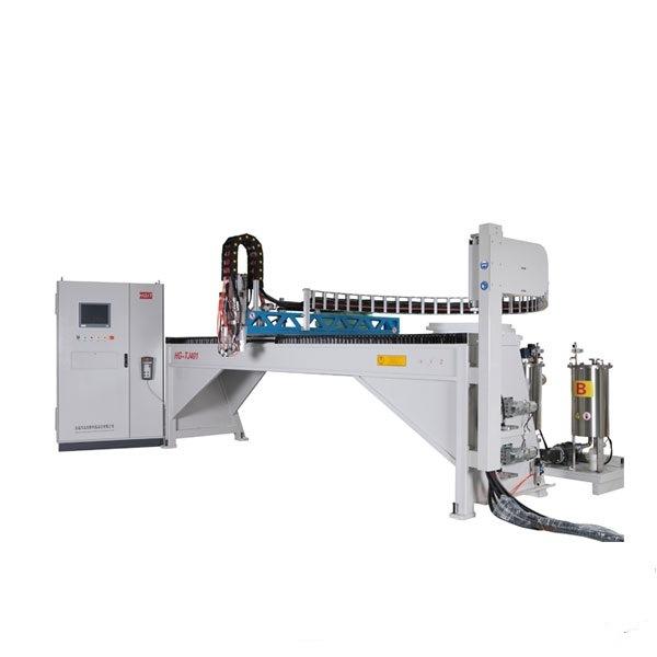 Locking Gasket Sealing Foaming Machine