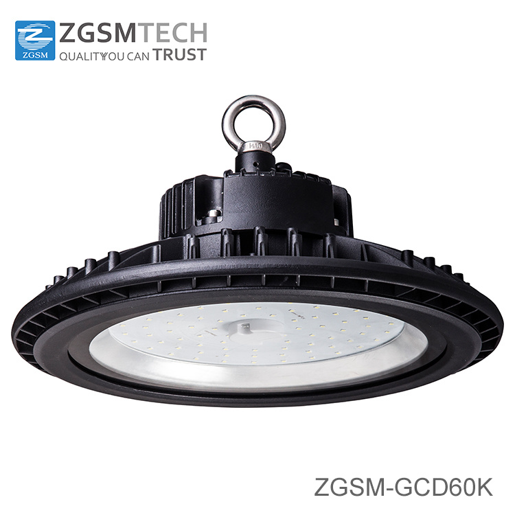 IP66 UFO LED High Bay or Low Bay Light with Philips LEDs 5 Years Warranty
