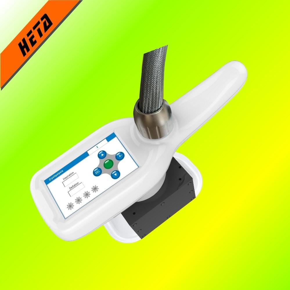 8 Inch Touch Screen 6 650nm Body Slim Laser Head 2 Cryolipolysis Handle Cryo Beauty Machine H-1002A