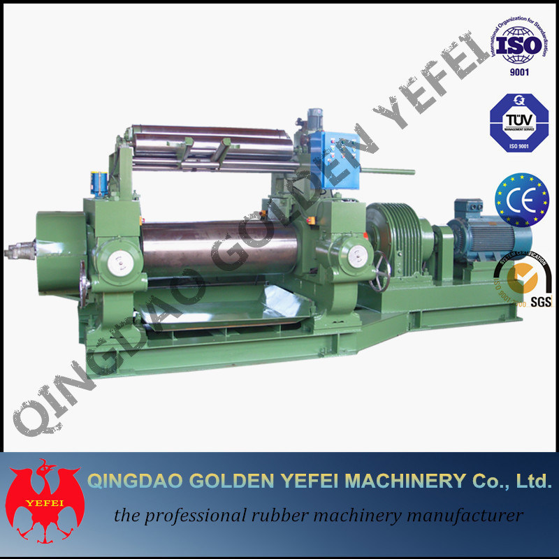 Xk-510 Rubber Open Mixing Mill