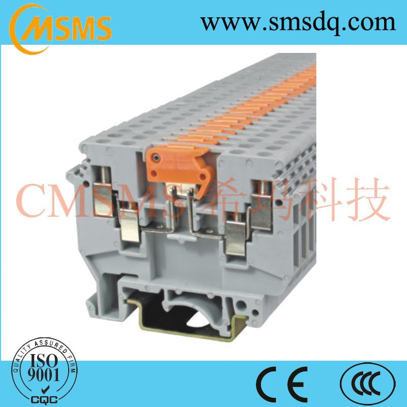 Universal Screw Connection DIN Rail Terminal Blocks (SKJ-4)