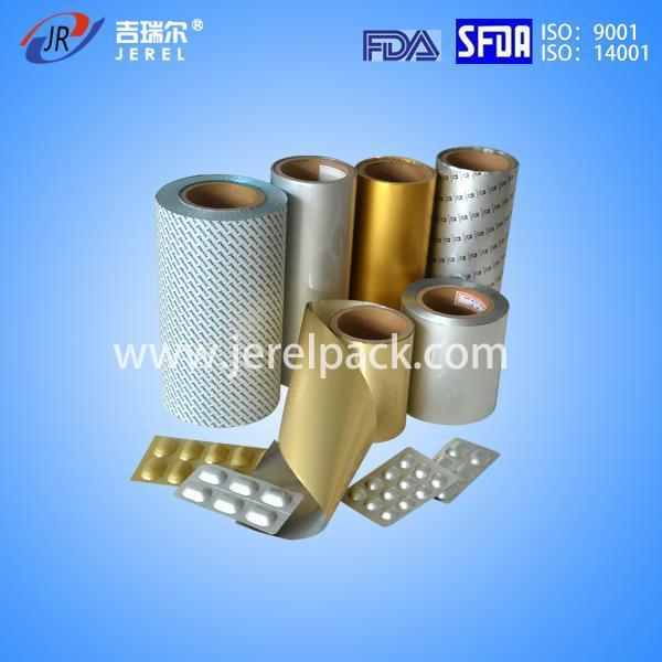 Alu Alu Foil/Cold Forming Alu Foil