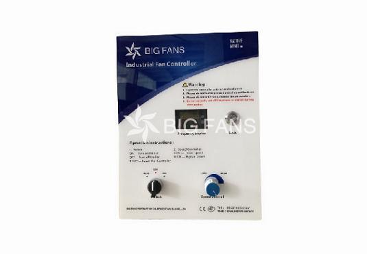 Bigfans Diameter Big Industrial Ceiling Fans for Ventilation1.5kw 6.2m/20.4FT