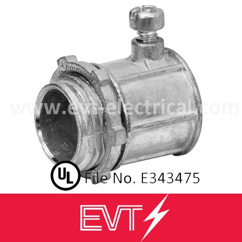 UL Listed Zinc Set Screw EMT Coupling