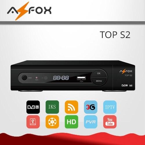 Satellite Decoder Top S2 Support 3G, WiFi, Internet, Prv