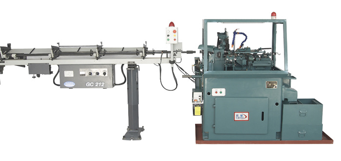 Automatic Lathe (Y-1525)