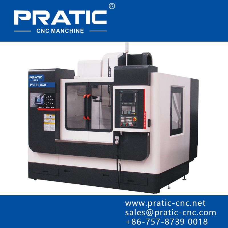 CNC Vertical Housing Accessories Machining Center-Pvlb-850