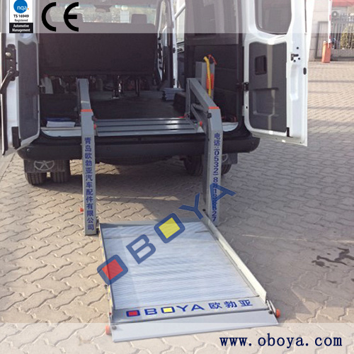 Auto Accessory Wheelchair Lifts, ISO/Ts 16949