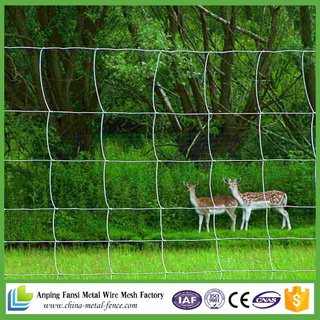 Hot Sale 1.2m High Stock Fence for Dog Barrier