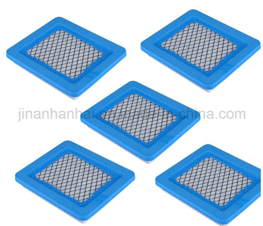 Brush Cutter Trimmer Parts Air Filter for Briggs & Stratton 491588s 399959 4101 491588