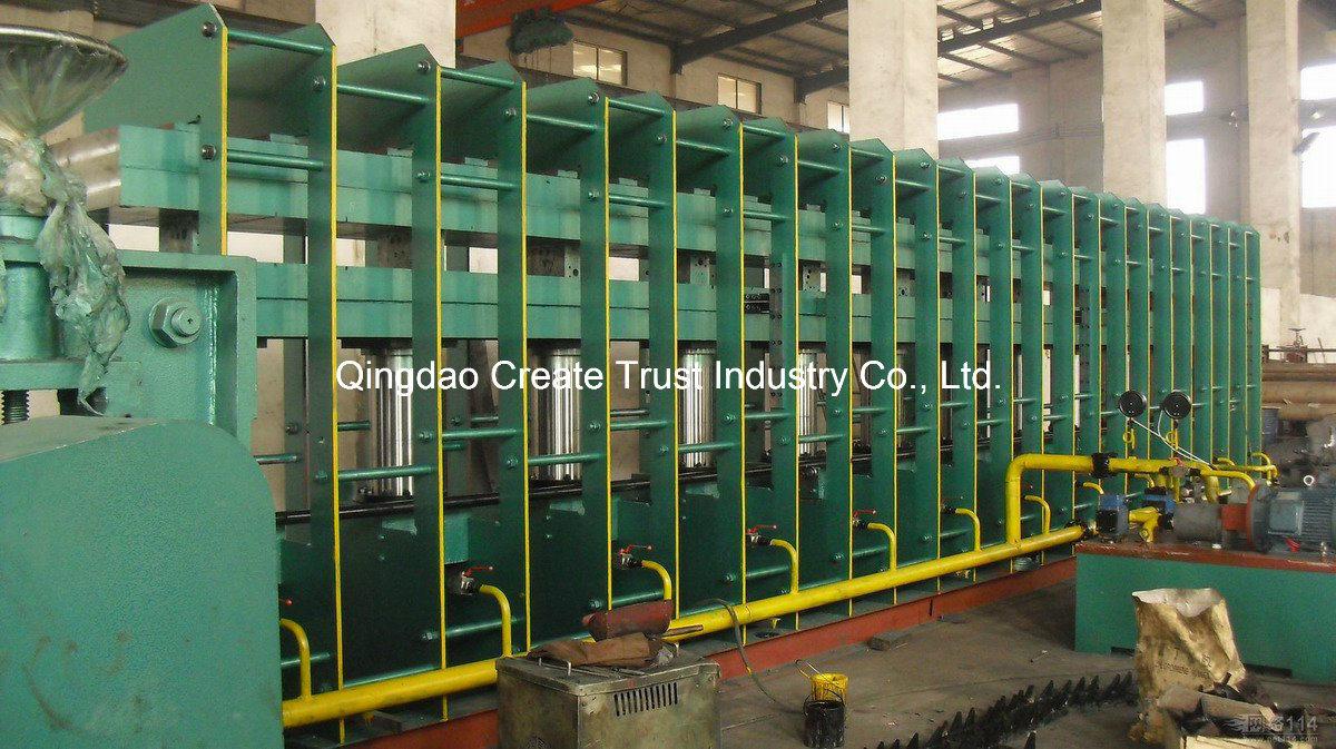 High Technical Rubber Conveyor Belt Curing Press/Conveyor Rubber Vulcanizing Press