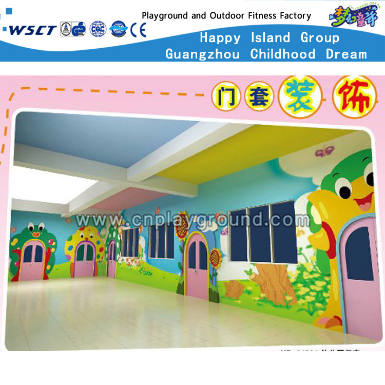 China Colorful Nursery School Interior Design and Cartoon for Sale ...