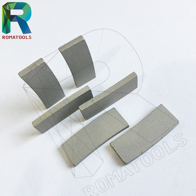 2m Blades Diamond Segments for Marble Granite Sandstone Cutting