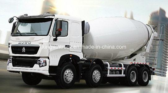 HOWO Brand 9m3 Concrete Mixer Truck
