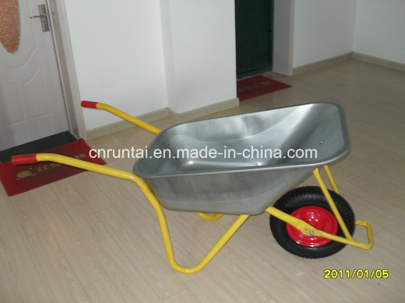 The Cheapest and Strong Wheel Barrow (Wb6404h)