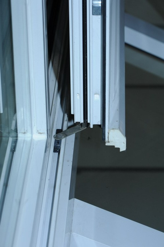 Aluminium Aluminum Inside-Hung Window (N49)