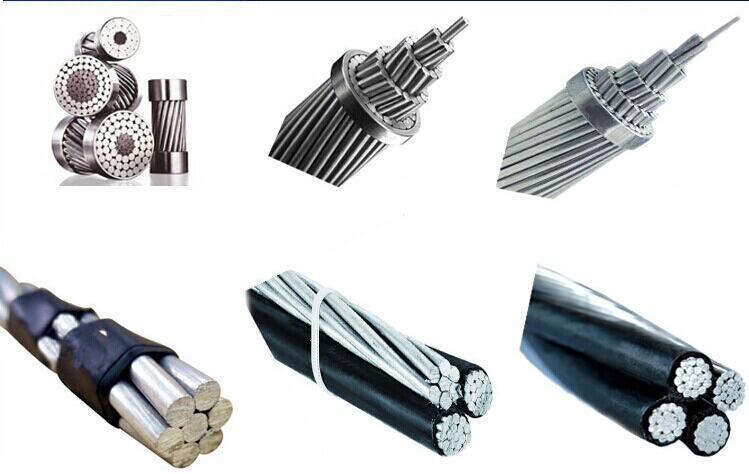 0.6/1kv Aluminiun Core Overhead Line ABC Cable, Aluminum Service Drop, Triplex Service Drop